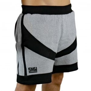survival shorts pants kurze hose grau schwarz survival mode wear